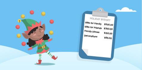 Holiday Budget Checklist