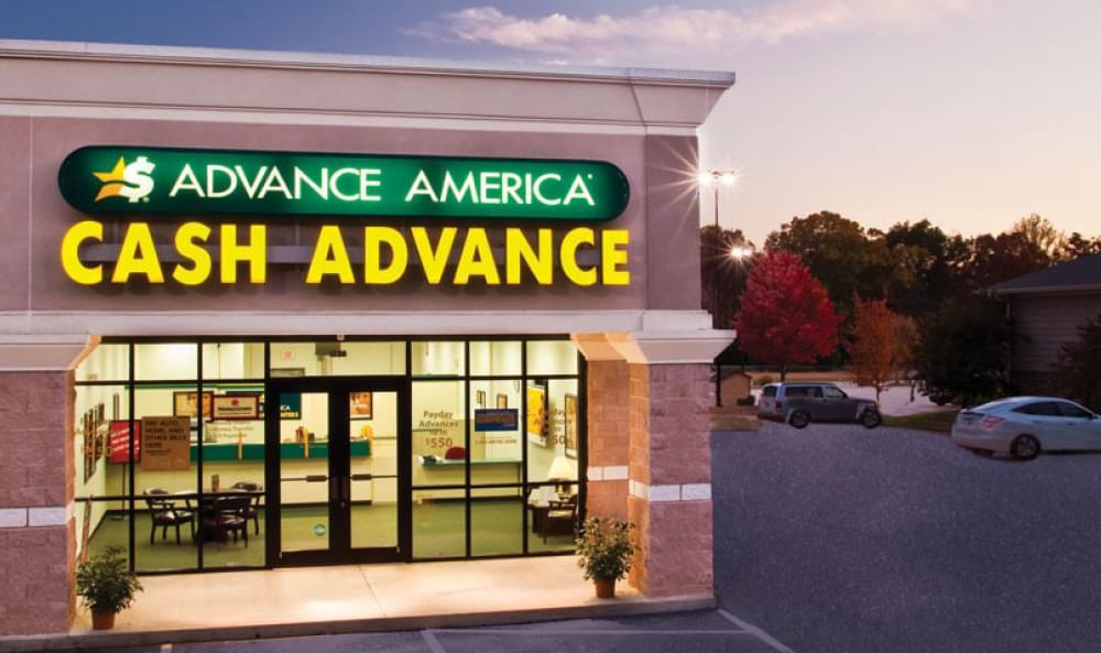 "Advance America [post field=""address""], [post field=""city""], [post field=""state""] Store"