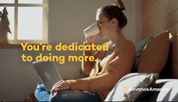 women drinking coffee getting a loan