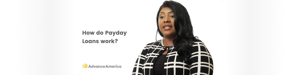 Advance America associate discusses payday loans